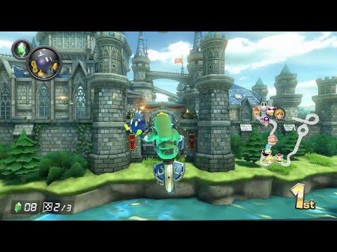 Mario Kart 8 Deluxe: Hyrule Circuit [1080 HD]