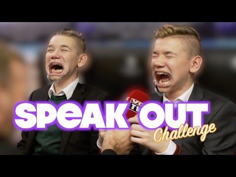 Speak Out Challenge - Marcus & Martinus