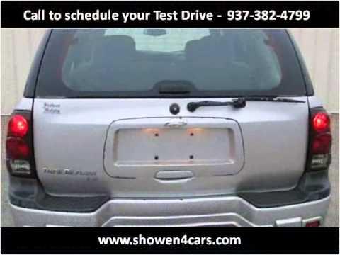 2005 chevrolet trailblazer used cars wilmington oh youtube for Showen motors wilmington ohio