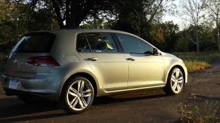2015 Volkswagen Golf TDI (Diesel) Test Drive Video Review