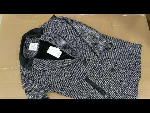 Одежда оптом Brand Mix сток осень-зима 11,9 €/кг лот #210