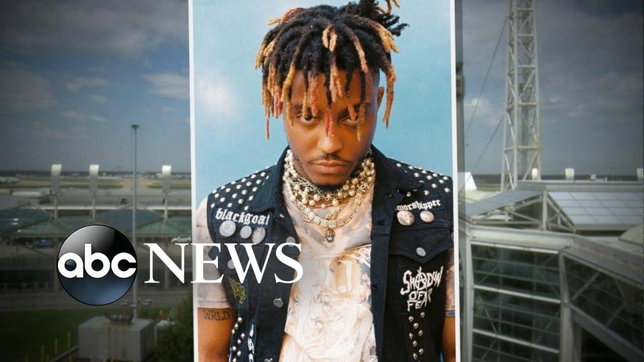 FBI seizes drugs, guns from private plane after rapper's sudden death l ABC News