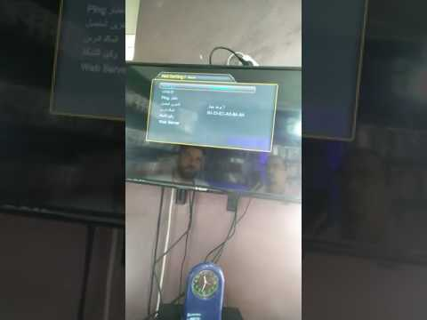 Installation satellite receiver INFINITY SAT 9977 ( IPTV )