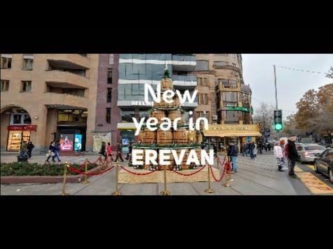 HAPPY NEW YEAR 2020 EREVAN.....2K