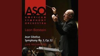 Symphony No. 3, Op. 52: III. Moderato--Allegro ma non tanto, con energia