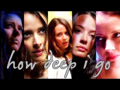 "Amy Acker TV Characters // ""How deep I go"""