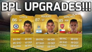 FIFA 15 - HIGHEST RATED BPL UPGRADE SQUAD!!! - Team Of The Highest Rated BPL Fifa 15 Winter Upgrades