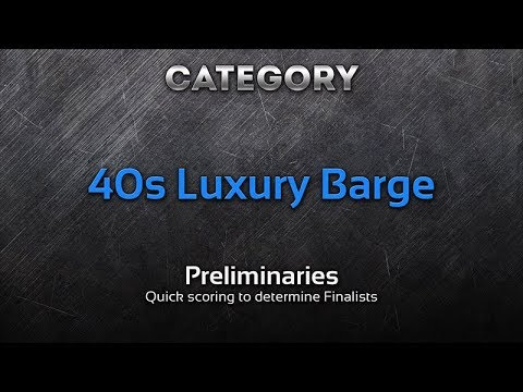 Car Design Competition: 40s Luxury (Preliminaries)