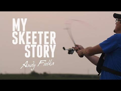 My Skeeter Story – Andy Fiolka – WX 1850