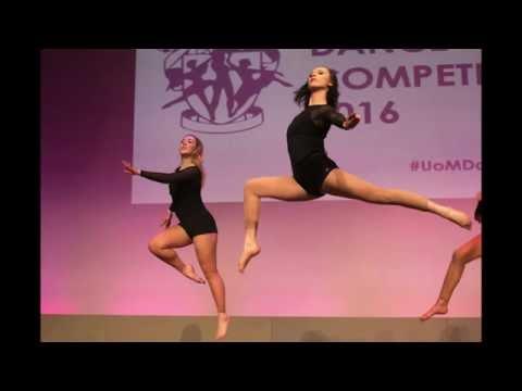 Leeds Beckett Dance 2016/17