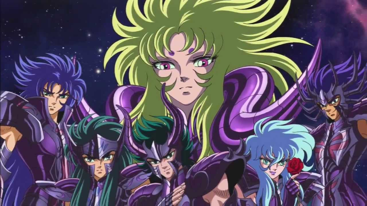 Saint seiya brave soldiers opening 720p hd
