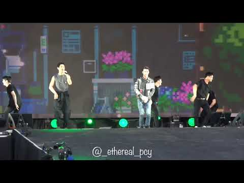[190119 YEOL FOCUS] EXO SMTOWN In Santiago Chile - 'We Young' Chanyeol & Sehun