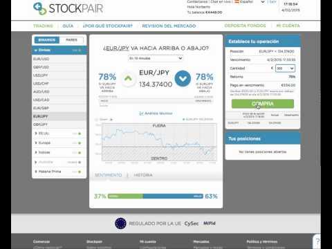 Stockpair Opciones Binarias - StockPair Opiniones - Opciones Binarias Guardian