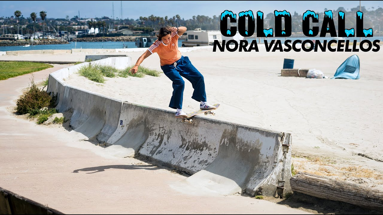 COLD CALL: Nora Vasconcellos