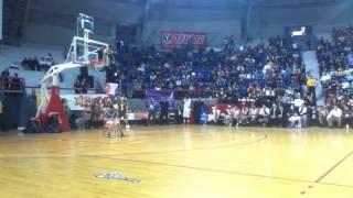 Darnell Hugee Dunk 3 Cibacopa 2012