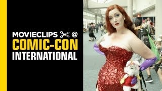 Comic-Con Cosplay Day 2: San Diego 2013 - HD
