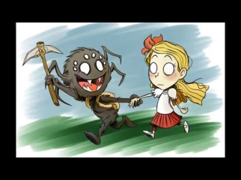 Wendy And Webber | Don't Starve