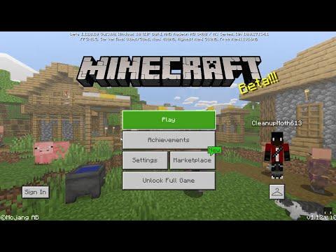 Пробная версия Minecraft_Стоит ли скачивать?