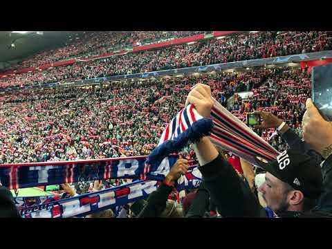 You'll Never Walk Alone - Liverpool v PSG - Champions League 18/19