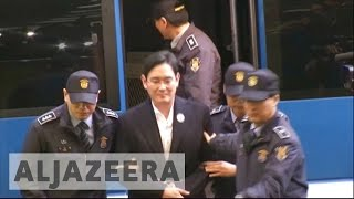 Samsung chief Lee Jae-yong indicted in bribery scandal