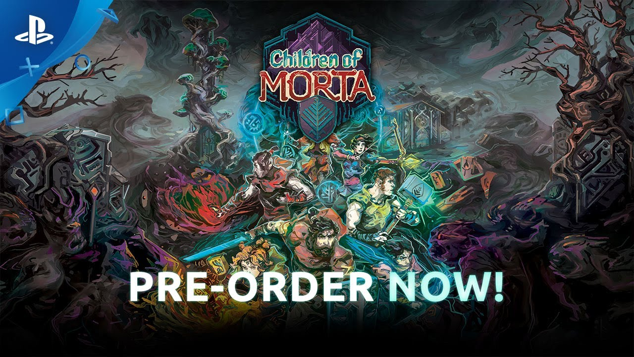 Children of Morta | Official Pre-Order Trailer | PS4