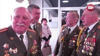 11-я мехбригада отметила юбилей 2017 год (официальная часть)