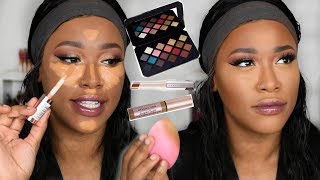 YES...ANOTHER GRWM ft Throwback Jams LOL