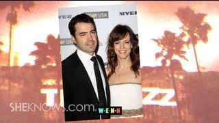 Ron Livingston & Rosemarie DeWitt are First-Time Parents - The Buzz