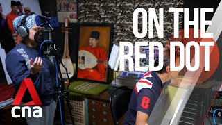 CNA   On The Red Dot   S8 E25: Runs in the family - Fathin Amira Zubir's music journey