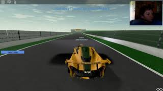 Roblox Video, Supercar Simulator