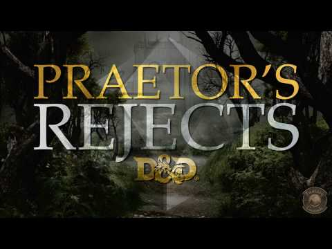 President's Day Weekend Minicon - Praetor's Rejects (Death House)