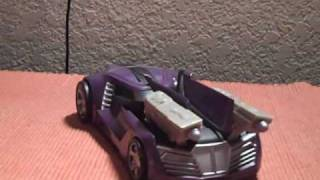 Hot Wheels Battle Force 5 Toy Review: Reverb