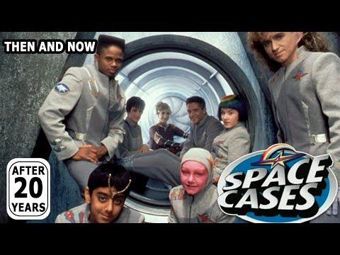 Space Cases TV Series Cast THEN and NOW - After 20 Years Where are They Now?? 2017