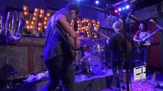Hibou - Dissolve - Live on Band in Seattle