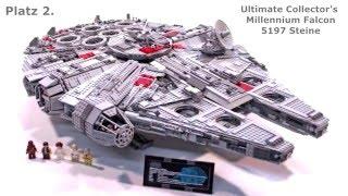 Top 10 der größten Lego Sets aller Zeiten