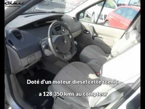 Renault scenic occasion visible à Lescure d albi présentée par Sn diffusion