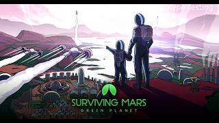 Surviving Mars - R-handle Controller testing