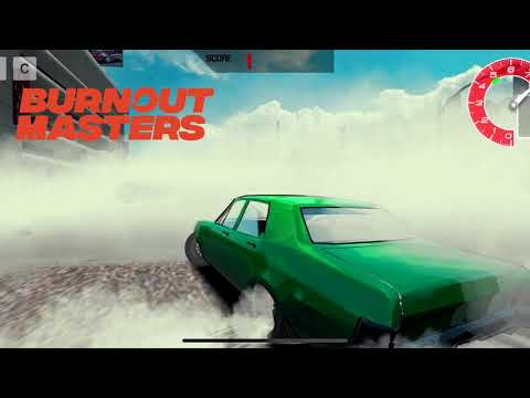Burnout Masters - Red CentreNATS update!