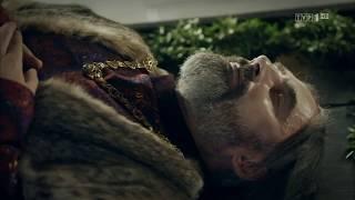 """""""Korona królów"""" – Pożegnanie bohatera – scena z odc. 84"""