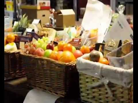 Fruit & Flower Gift Baskets