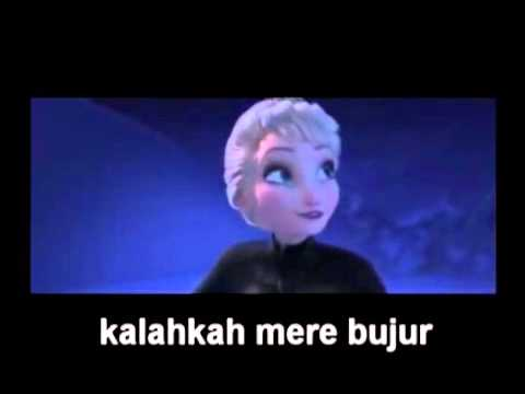Let It Go Frozen  Versi Sunda cover JURIG