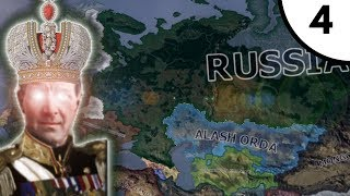 I Want the Tsar on my Desk [Hoi4: Kaiserreich: Russia Indivisible] Ep. 4