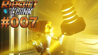 RATCHET & CLANK PS4 #007 Gold Bolt auf Rilgar ★ Let