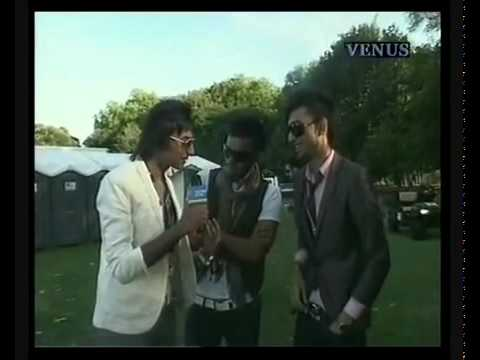 Outlandish Funniest Interview Ever in London Mela 2009