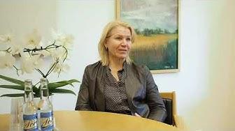 Haastattelussa Laitilan kaupunginjohtaja Johanna Luukkonen