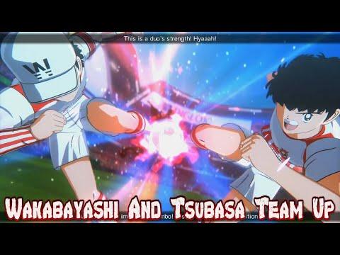 Captain Tsubasa: Rise Of New Champions - Team GK Vs America #5 |