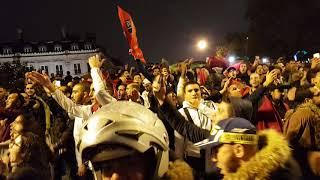 BORDEL au Champs Élysées MAROC 2-0 CIV