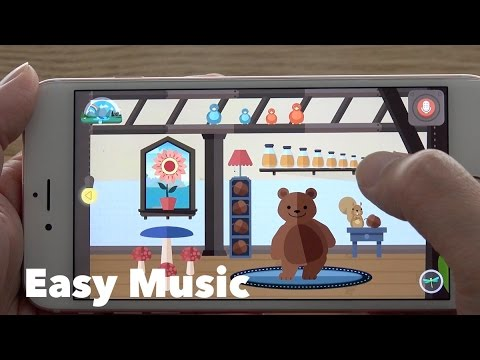 Easy Music [iOS App] - Give kids an ear for music