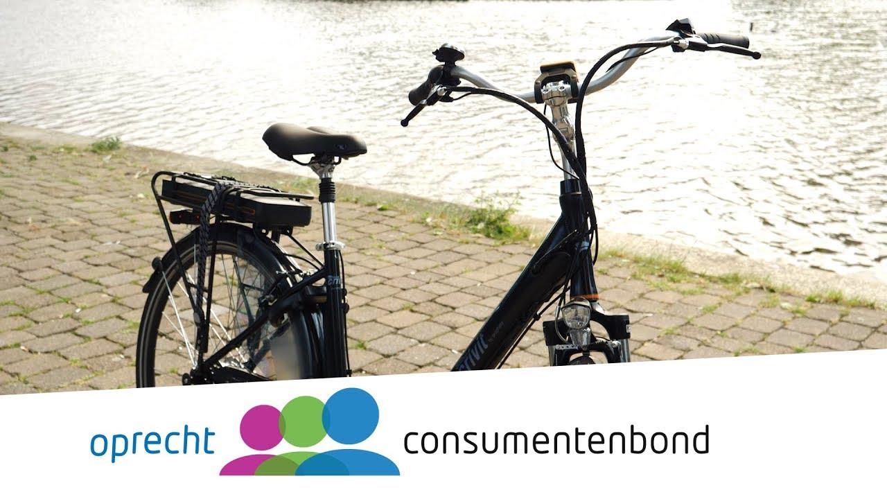 Lidl Crivit E Bike Review Consumentenbond Youtube