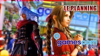 FFXIV & Square Enix à la Gamescom 2019 ! Ce qu'on va y découvrir !